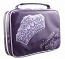 """Princess"" Girls Bible / Book Cover (Purple)"