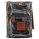 Tri-Fold Realtree Camo Bible Cover. Medium