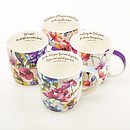 Mug Set of 4 Seeds of Love