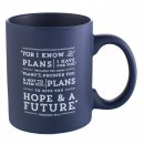 For I Know the Plans Mug