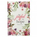 Notebook-Wirebound-Be Joyful