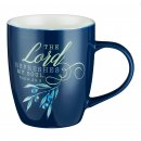 The Lord Refreshes my Soul Psalm 23:3 Coffee Mug