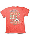 Cherished Girl Adult T-Shirt Mustard Seed Medium