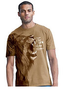 T-Shirt Lion Adult Medium
