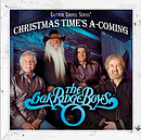 Christmas Time's A-Coming CD