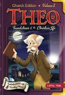 Theo Church Edition DVD: Foundations Of The Christian Life 3