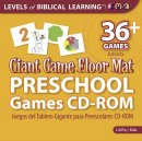 Giant Game Floor Mat Preschool Games Cdr