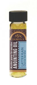 Anointing Oil Latter Rain 1/4oz