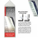 Bible Index Tabs Silver Slim Pac