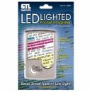 Led Lighted Pocket Magnifier
