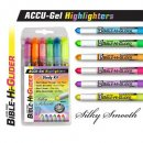 HIGHLIGHTER HIGLIDER KIT OF 6