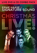 Christmas Live CD/DVD Combo Pack