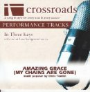 Amazing Grace My Chains Are Gone - backing track