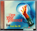 Doing The Stuff (Live From London) CD