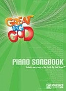Great Big God Piano Song Book