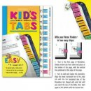 Bible Index Tabs (Kid's)