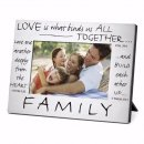 Family Classic Metal Frame