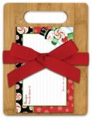 CUTTING BOARD GIFT SET CHRISTM