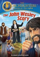 The John Wesley Story DVD