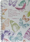 Journal: New Creation Butterflie