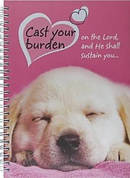 Journal: Cast Your Burdens
