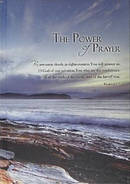 Journal: Power Of Prayer