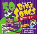 50 Bible Songs For Kids Activity Set