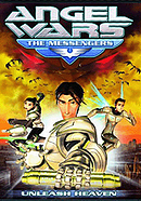 Angel Wars The Messengers DVD