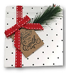 Peace on Earth Boxed Card Holder