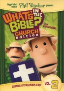 What's In the Bible? Church Edition Vol. 2