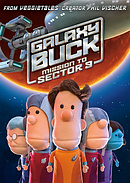 Galaxy Buck: Mission to Sector 9 DVD