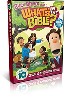 What's In The Bible 10 DVD