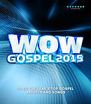 WOW Gospel 2015 Double CD