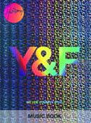 We Are Young and Free Musicbook