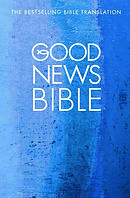 Good News Bible Compact Bible: Hardback, Anglicised