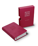 Good News Bible: Pink, Compact Edition, Imitation Leather