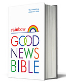 Rainbow Good News Children's Bible Hardback