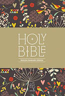 ESV Hearts and Flowers Compact Bible