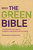 NRSV The Green Bible Paperback
