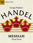 Messiah Vocal Score