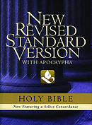 NRSV Bible with Apocrypha: Hardback