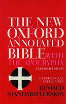 RSV New Oxford Annotated Bible with Apocrypha