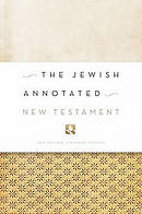 NRSV Jewish Annotated New Testament Hardcover