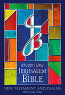 The RNJB: New Testament and Psalms