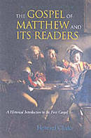 Matthew : The Gospel of Matthew and Its Readers