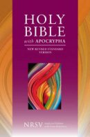 NRSV Bible with Apocrypha: Hardback (British Text)