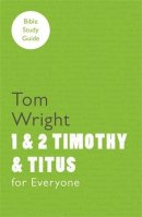 For Everyone Bible Study Guides
