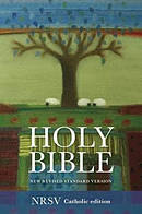 NRSV Catholic Anglicized Bible