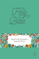 NLT Holy Bible: New Living Translation Teal Soft-tone Edition