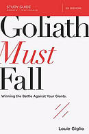 Goliath Must Fall Study Guide